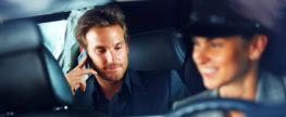 Voyager en limousine avec chauffeur dans la région PACA