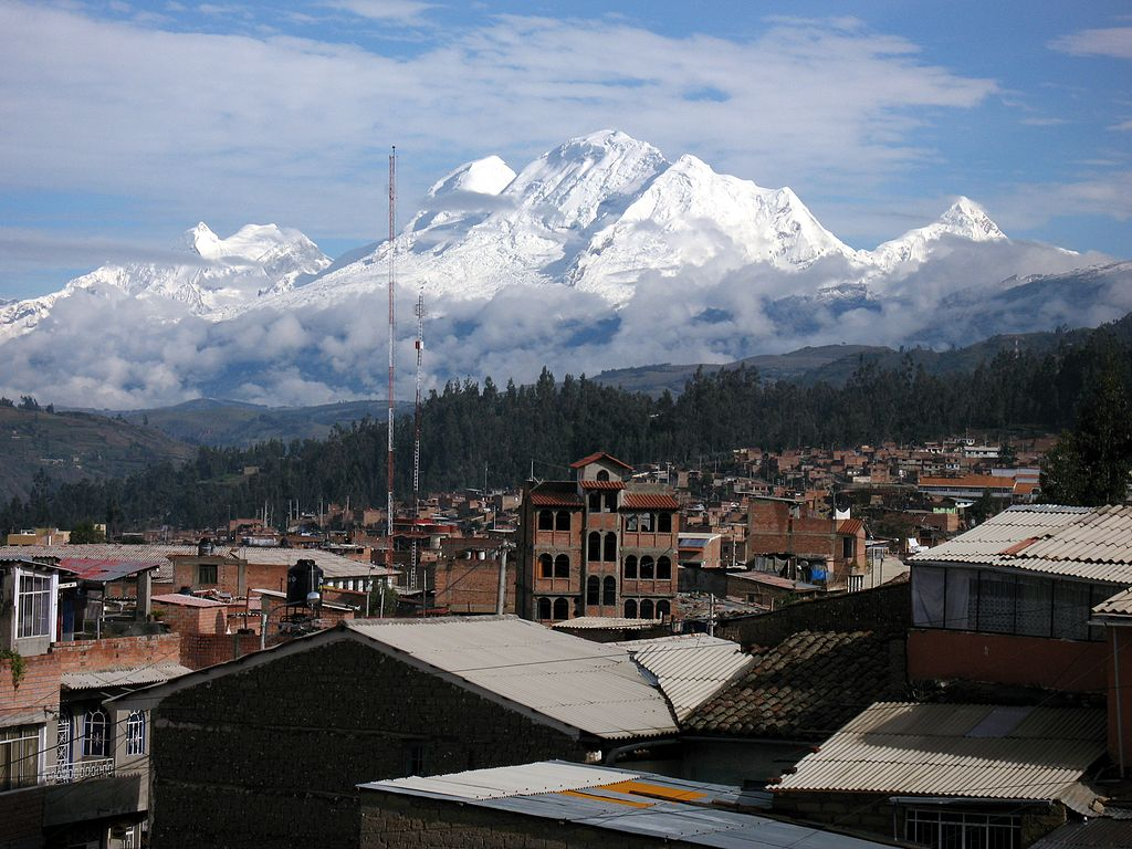 Huascaran_Huandoy_Chopicalqui_Huaraz