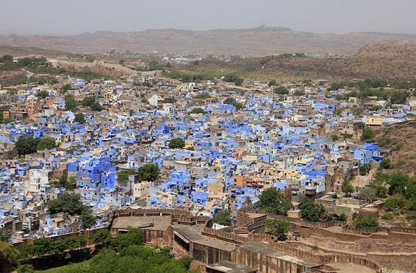 Vacances en Indes