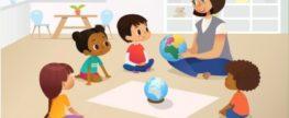 Votre enfant dans une école bilingue maternelle
