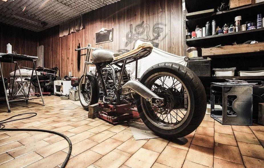 entretien moto