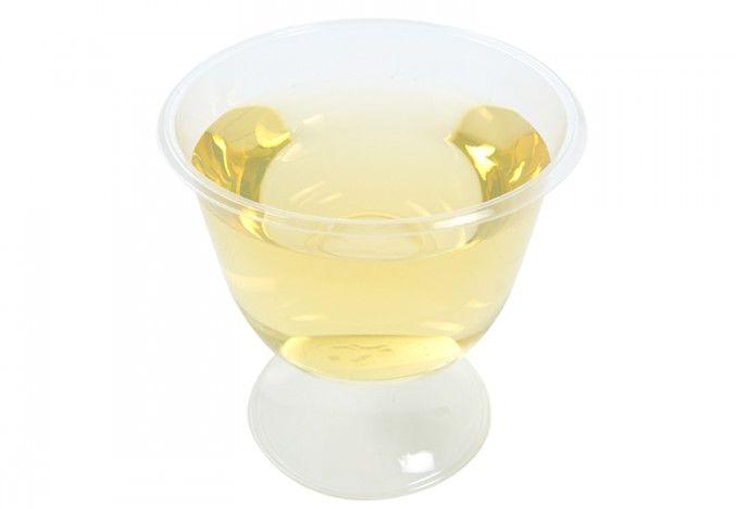 verre à vin jetable écologique